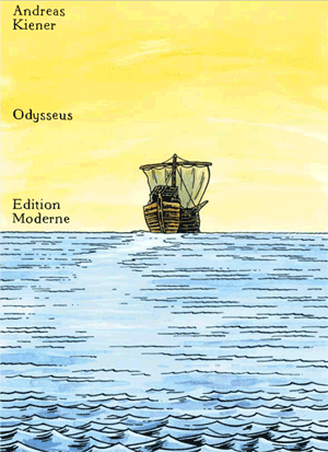 Cover Odysseus Andreas Kiener